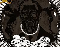 BLOODY PHOENIX + EL HAMBRE | poster