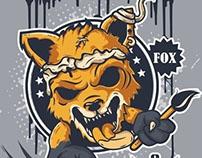 BRAIN DRAIN FOX
