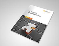 Brand identity Scolix, The Netherlands