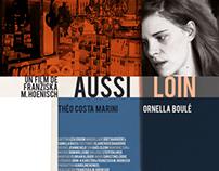 """""""Aussi Loin"""" Movie Poster"""