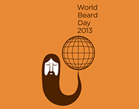World Beard Day 2013 Posters
