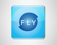 Mobile App and Icon Design for FlyKLIA
