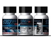 TITAN X3 Packaging