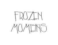 Frozen Moments zine