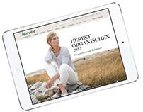 Hessnatur, E-Commerce Website