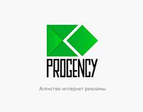 Progency logo