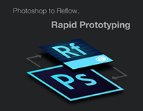 Photoshop to Reflow