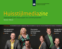Innovation Huisstijlmedia, Ministry of EL&I
