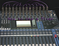 How to Use a Mixer