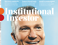 Institutional Investor- photo edited by Alden Gewirtz