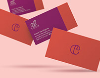 Carrie Farrington Branding