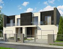 Zb30 - gotowy projekt domu