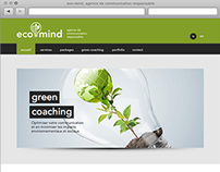 eco-mind website