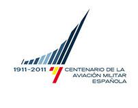 Concurso logo Centenario Aviación Militar Española