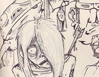 Sketches: Random