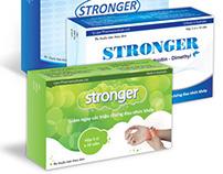 STRONGER BOX - MEDIA