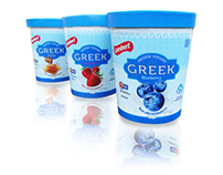 Lambert Frozen Greek Yogurt
