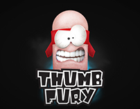 'THUMB FURY' game genre for mobile