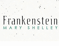 Frankenstein Bookcover