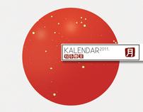 Nippon calendar 2011.