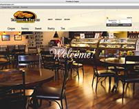 Piroshky & Crepes Website