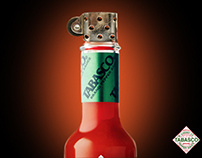 Press for Tabasco