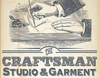THE CRAFTSMAN STUDIO & GARMENT