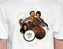 Tshirty dla Muzeum Pałac w Wilanowie