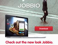 Jobbio - Web Design
