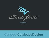 Carlo Potti | Concept Catalogue Design