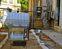 Nikosia (Lefkosa) - Streets & Buildings