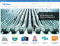 Time Inc., Intranet Site
