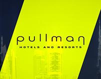 PULLMAN - Refonte de site