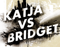 BNN • Katja vs Bridget