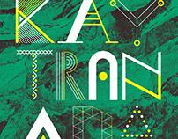 Kaytranada Poster/Custom Type
