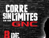 Carrera  5k y 10k GNC