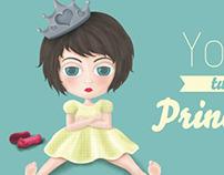 Yo no soy tu princesa