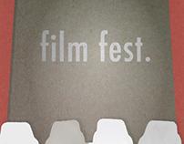 Edinboro Film Fest Poster