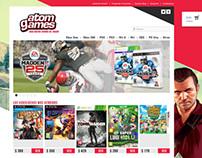 Atom Games