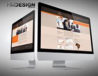 Linkjur UI / UX - Website layout