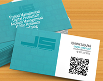 Creative Professional's Business Cards