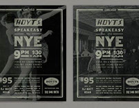 Hoyt's Tavern NYE
