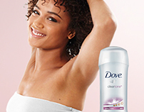 Dove Clear Tone Activation