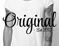 Original Clothing Photo Shoot