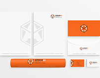 Ático 13 - Empresa Constructora [Branding]