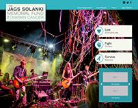 Jags Solanki Memorial Fund & Ovarian Cancer