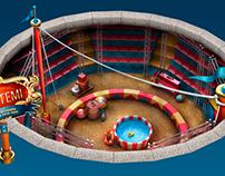 Play at the Circus