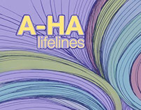 Lifelines. My version of the music album cover