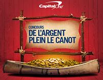 De l'argent plein le canot | A Boatload of Cash