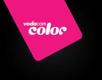 Vodacom Color Mobi Site